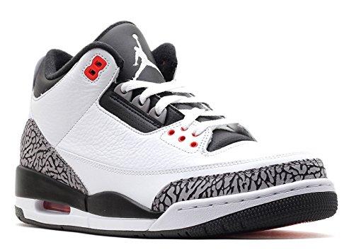 Size Jordan 10 Air 3 (AIR JORDAN 3 RETRO 'INFRARED 23' -136064-123 - SIZE 10)