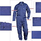 Cofan 11000390 Buzo de trabajo Azul marino XXL