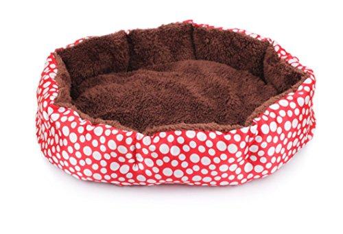 Hosaire Mascotas Mat - Perro Gato Caliente Suave Camas