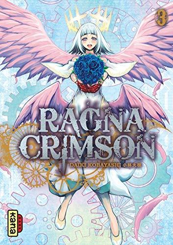 Ragna Crimson Edition simple Tome 3