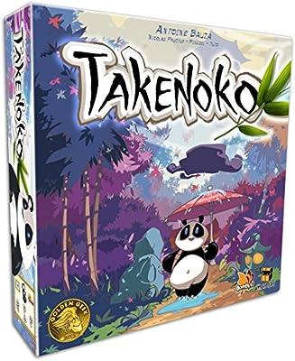 Asmodee - TAK01 - Jeu de Stratégie - Takenoko