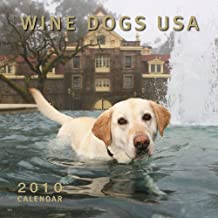 Wine Dogs USA 2010 Calendar by Craig McGill & Susan Elliott (2009-10-01)