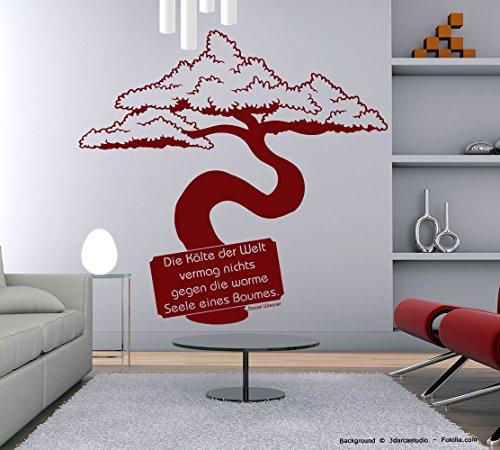 Adesivo da parete-anima del albero albero tree Ortensia (Ortensia Albero)