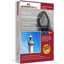 Dänisch-Komplettpaket: Lernstufen A1 bis C2. Fließend Dänisch lernen mit der Langzeitgedächtnis-Lernmethode. Sprachkurs-Software auf DVD für Windows/Linux/Mac OS X