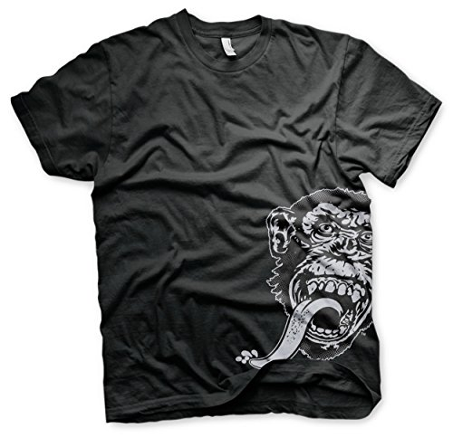Gas Monkey Garage The Side Monkey Project T-Shirt (Medium)