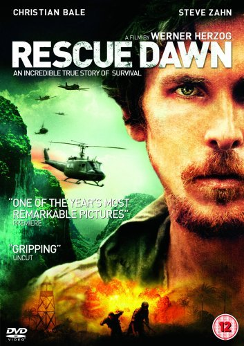 Rescue Dawn [DVD] by Christian Bale