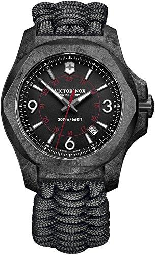 Victorinox inox V241776 Herren Schweizer Quarzwerk Uhren (Victorinox Inox Uhr)