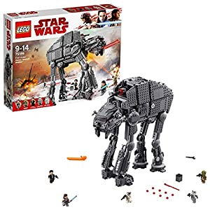 LEGO 75189 LEGO Star Wars First Order Heavy Assault Walker (Ritirato dal Produttore) LEGO