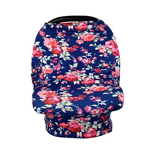 Stilltücher Sonnenschutz Mehrzweck Still Cover Schal Warenkorb 6Mustern