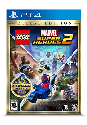 LEGO Marvel Superheroes 2 Deluxe PlayStation 4