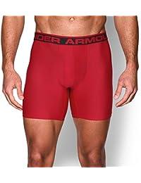 Under Armour Herren Sportswear Unterhose 2er Packung (1 Paar) Heatgear 6 Zoll Boxerjock