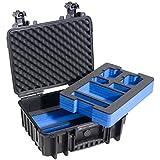 B&W Outdoor Case Type 3000/B noir avec GoPro 4 Inlay