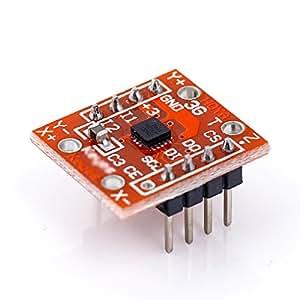 Capteur 3 axes d'accélération d'inclinaison numérique pour Arduino