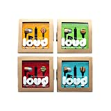 Loud x Mark Gonzales Gonz Recycled Skateboard Deck Earbuds Headphones