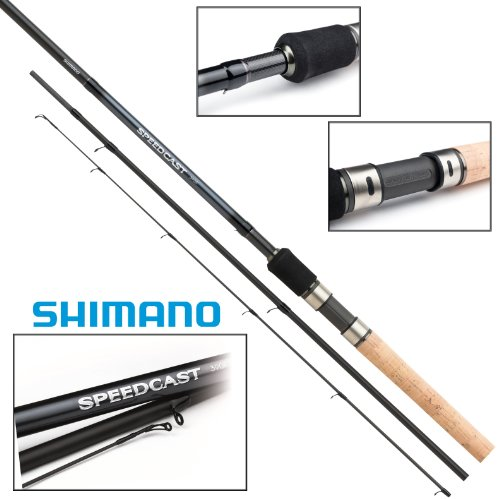 Shimano Speedcast Match 390F Matchrute 3,90m