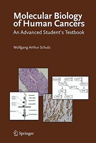 Molecular Biology of Human Cancers: An Advanced Student's Textbook