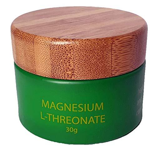 Magnesium-L-Threonat -30g- ökologisch und nachhaltig - Monatspackung - für Ihre Gesundheit