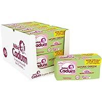 Cadum Bébé - Lingettes Natural Caresse - 960 Lingettes (8 lots de 120)