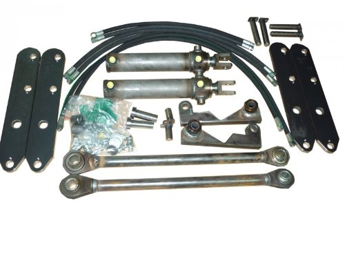 Hydraulische Gerätebetätigung zum Nachrüsten für Frontlader mit 2 Zylinder