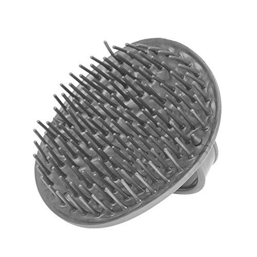 ssage Bürste, Kopfhaut Massagegerät Massage Shampoo Pinsel Weiches Silikon Kamm für Männer, Frauen und Haustiere ()