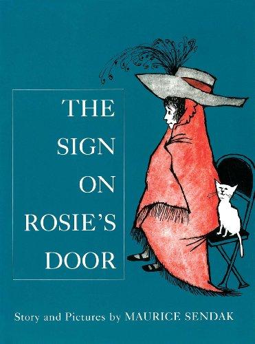 The Sign On Rosie's Door -