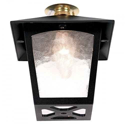 Lanterna Porch Flush