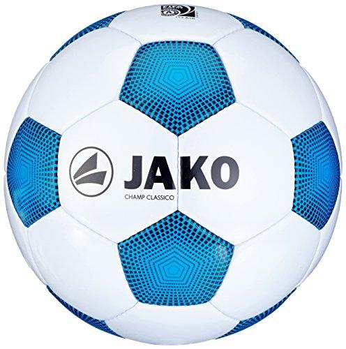jako pallone  Jako Champ Classico Pallone calcio misura colore Bianco Nero ...