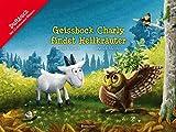 Geissbock Charly findet Heilkräuter: Duftbuch (Baeschlin Duftbilderbuch)