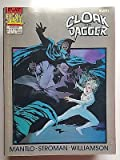 Play Special n. 4 Cloak and Dagger Brossurato ed. Play Press