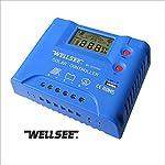 Kit-per-camper-12-V-150-W-ora-regolatore-40-A-Inverter-1000-W-batteria-100-Ah