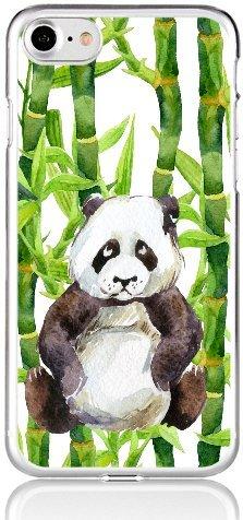 Blitz® PORTERmotifs housse de protection transparent TPE SAMSUNG Galaxy élégant Panda M16 iPhone X M1 est assis Panda