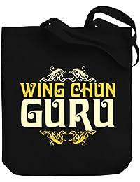Teeburon Wing Chun GURU Bolsa de Lona