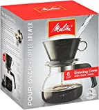 Best Cup  Makers - Melitta Coffee Maker, 6 Cup Pour-Over Brewer Review