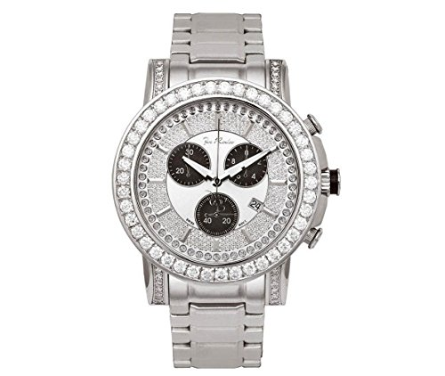 Joe Rodeo TROOPER RJTRO4 reloj de diamantes