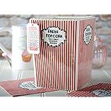 Creative Tops Retro Treats Fresh Popcorn Stoneware Bowl, Multi-Colour
