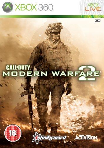 CALL OF DUTY: MODERN WARFARE 2 (XBOX 360) IMPORTACION INGLESA