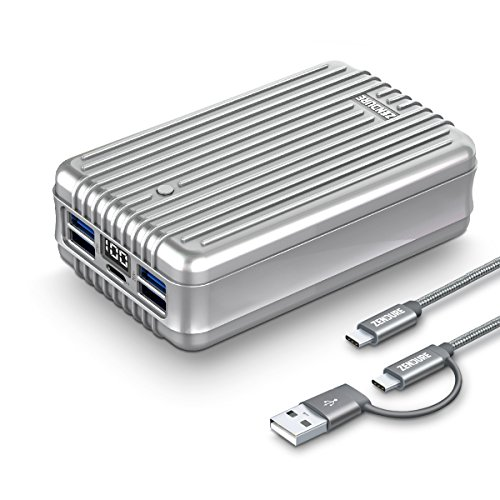 Zendure 26800mAh - USB C + Quick Charge 3.0 + PowerDelivery