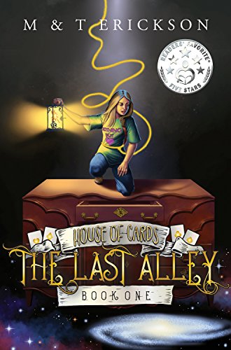 The Last Alley (YA Magic Urban Fantasy Adventure): House of Cards Book 1 (English Edition)