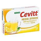 Hermes Cevitt Heisse Zitrone Granulat 14 stk