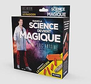 Megagic-el Mago con Eric Antonio-EA3