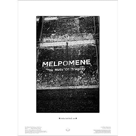 Stampa fotografica in bianco e nero 28x38 cm