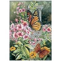 Comparador de precios Serendipity Puzzle Company Monarch's Delight 150 Piece Jigsaw Puzzle by Serendipity Puzzle Company - precios baratos