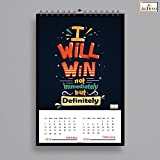 #6: Calendar 2018 | 2018 calendar | wall calendar 2018 | wall calendar 2018 Wordwin® wall Calendars | Wall Calendars 2018 | New wall Calendars | Premium calendars