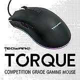 tecware Drehmoment RGB Gaming Maus mit pixart 3310Sensor