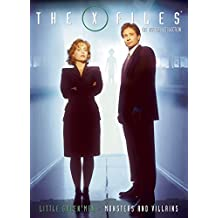 The X-Files - Little Green Men: Monsters & Villains, The Official Collection Volume 2 (X-Files: The Official Collection)