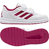 adidas Girls Kids Shoes Running AltaSport Fashion Trainers Gym School BA9450