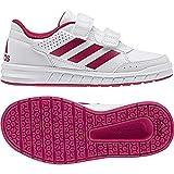 adidas Girls Kids Shoes Running AltaSport Fashion Trainers Gym School BA9450