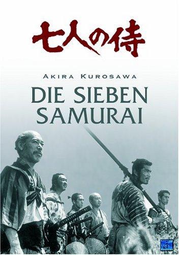 Bild von Die sieben Samurai - Complete Edition. Kurz + Lang Fassung (3 DVDs im Digipack)