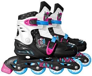 Stamp mo130332 roller patins en ligne ajustable - Jeux monster high roller ...