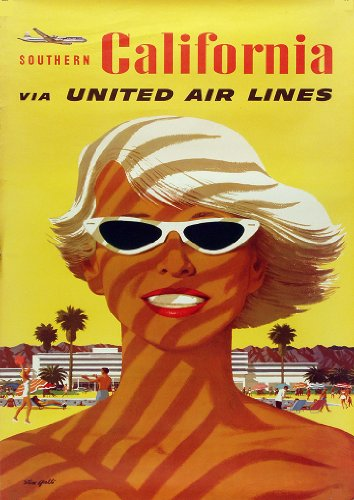 vintage-travel-poster-united-airlines-socal-california-reproduction-a4-poster-print-260gsm-photo-pap